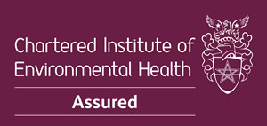 Chartered Institute of Environmental Health - Assured - logo
