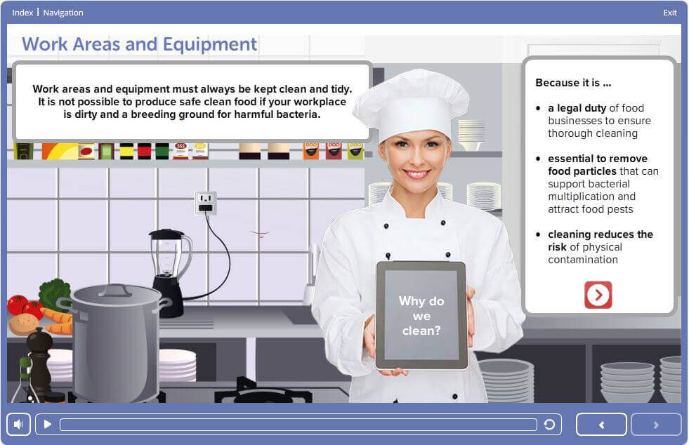 Food Hygiene Course for Catering